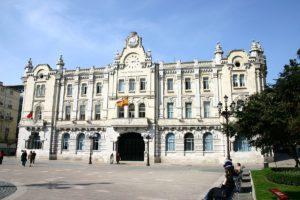 Ayuntamiento de Santander. Sala de Recepciones @ Ayuntamiento de Santander