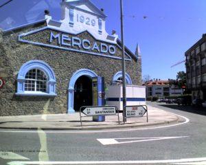 SARÓN. En la Plaza del Mercado (BUS) @ SARÓN. En la Plaza del Mercado (BUS)